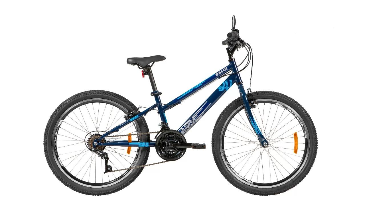 Bicicleta Caloi - Max 24