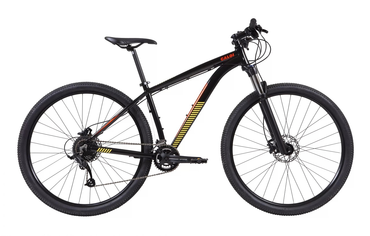 Bicicleta Caloi - Moab - Preta - 2021