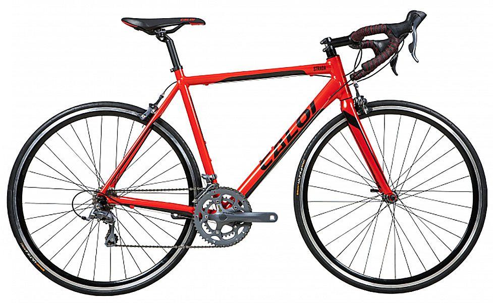 Bicicleta Caloi - Strada - 2018 - Vermelha / Preta + Brinde
