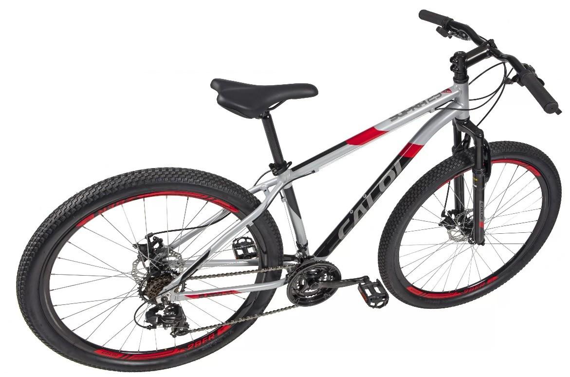 Bicicleta Caloi - Supra Alumínio - Aro 29 - Tamanho 15 - 2021