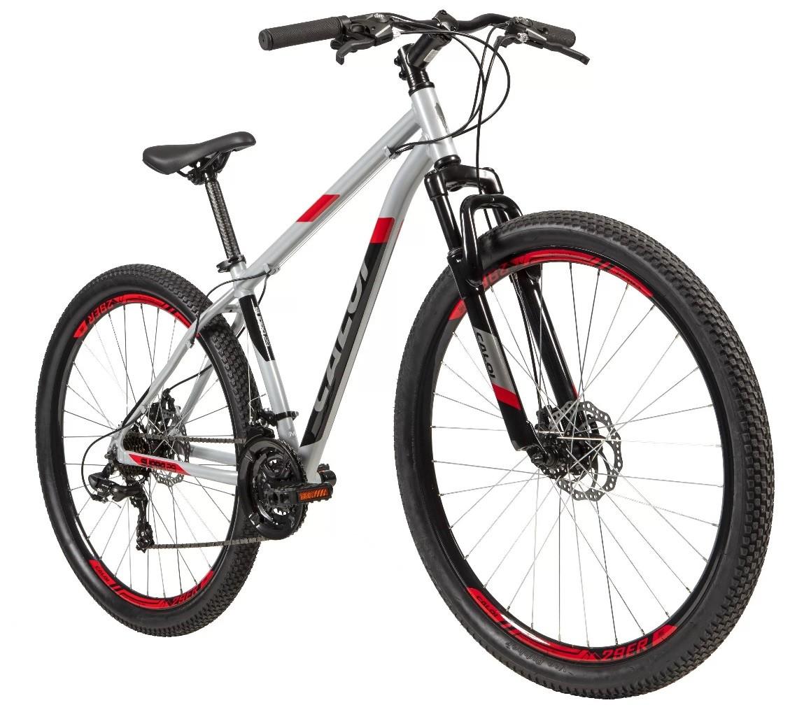 Bicicleta Caloi - Supra Alumínio - Aro 29 - Tamanho 17 - 2021
