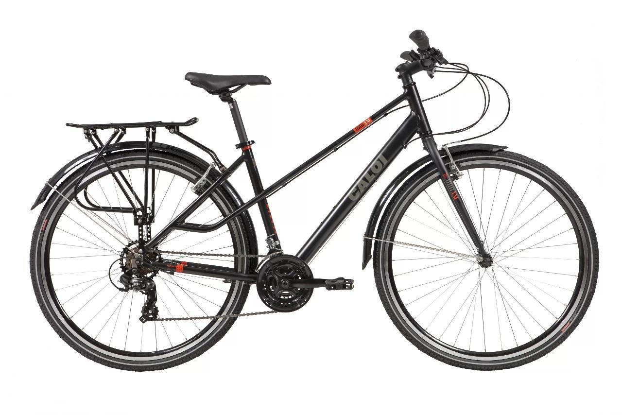 Bicicleta Caloi - Urbam 700 - Tamanho 18'' - Preta 2021