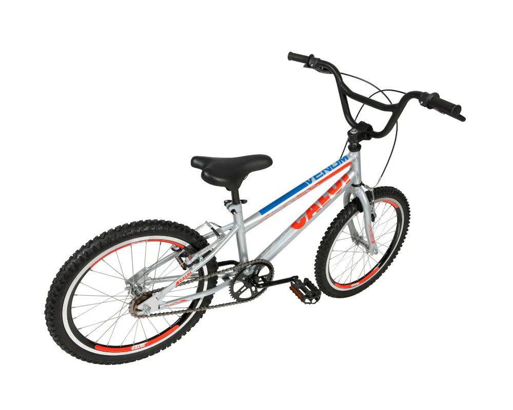 Bicicleta Caloi - Venom 2020 - Aro 20