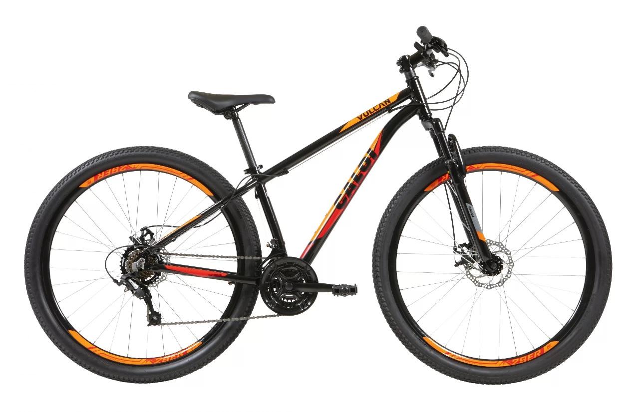 Bicicleta Caloi - Vulcan 29'' - Preto - 2021