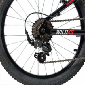 """Bicicleta Caloi - Wild XS 2018 - Aro 20"""""""