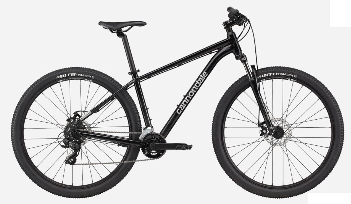 Bicicleta Cannondale 29'' - Trail 8 - 2021 - Preta