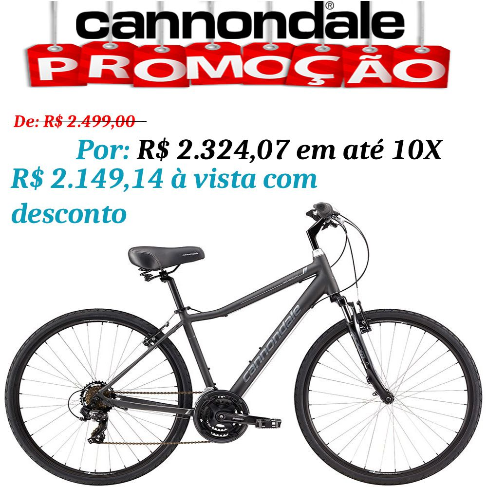 Bicicleta Cannondale - Adventure 3 - 29