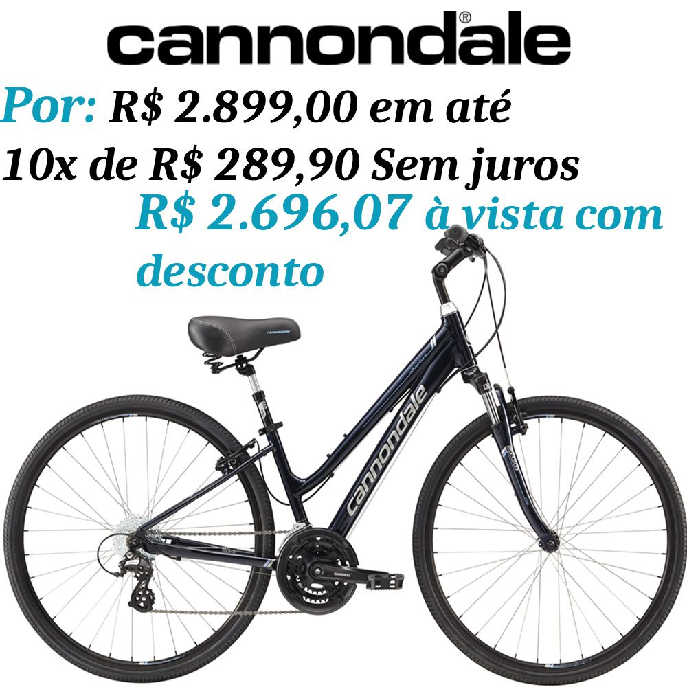 0692fc20f Bicicleta Cannondale - Adventure Women s 2 - 29