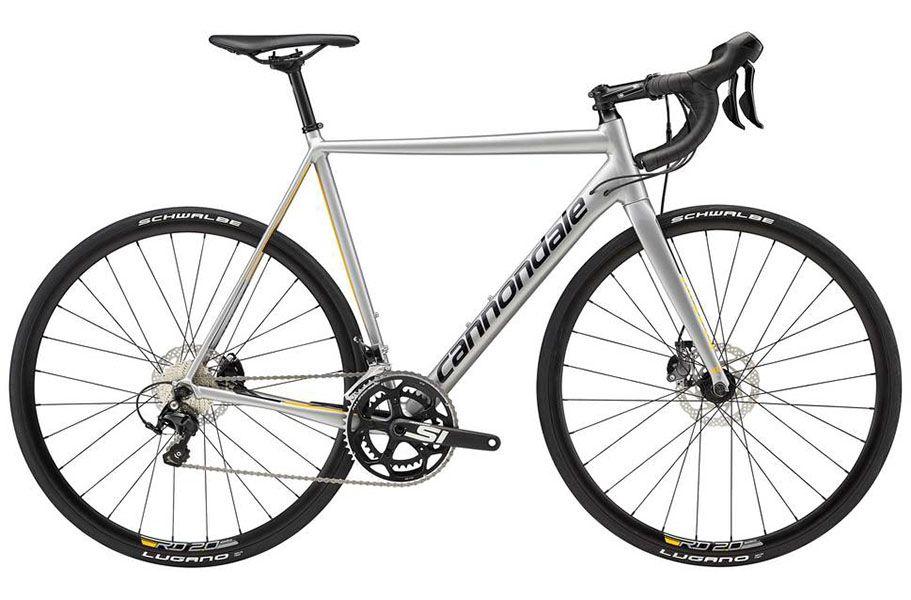 Bicicleta Cannondale CAAD12 - DISC 105 - 2018