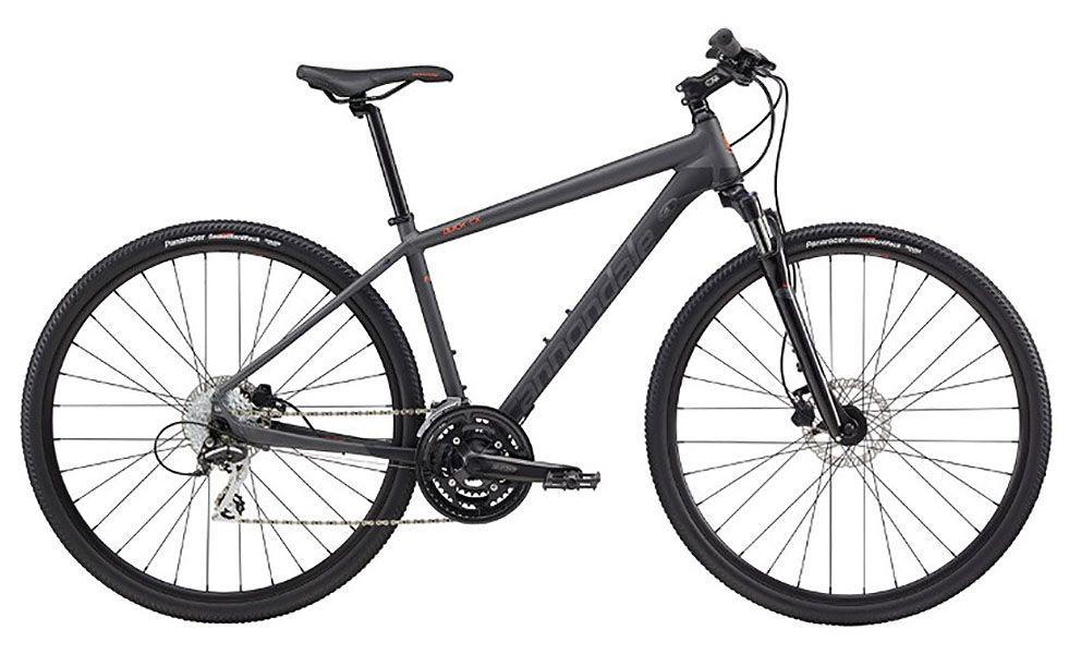 Bicicleta Cannondale - Quick CX4 - 2018 - Cinza