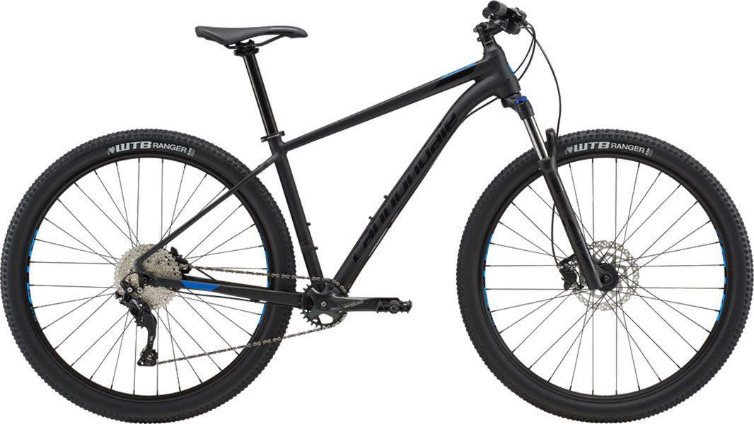 Bicicleta Cannondale - Trail 5 - 2019 - Preta + Brinde