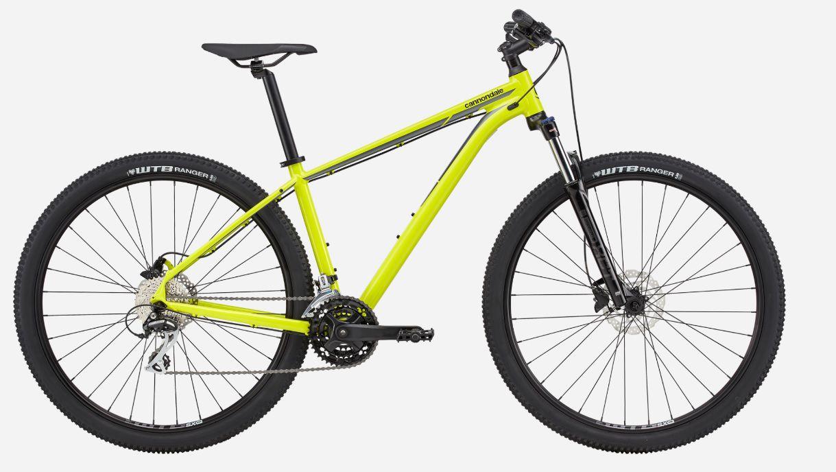 Bicicleta Cannondale - Trail 6 - 2020 - Amarela