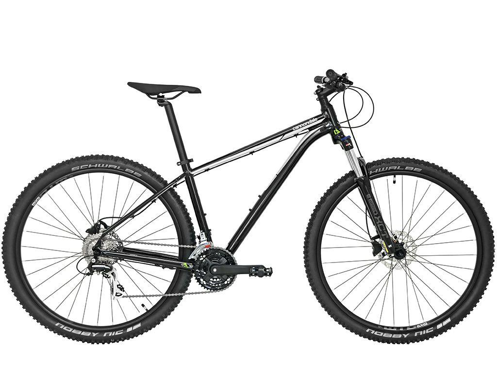 Bicicleta Cannondale - Trail 6 - 2020 - Preta