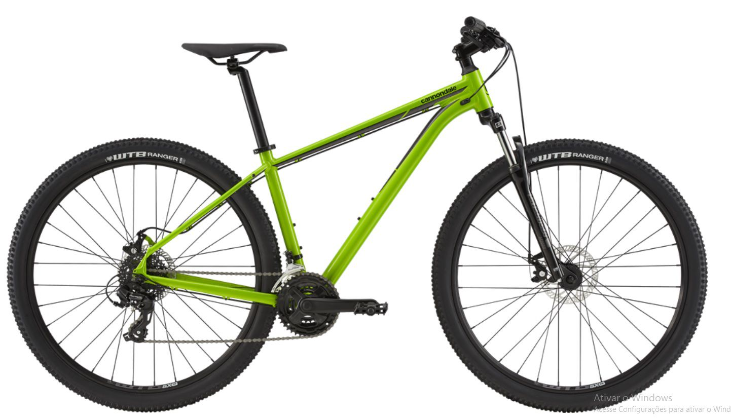 Bicicleta Cannondale - Trail 8 - 2020 - Verde