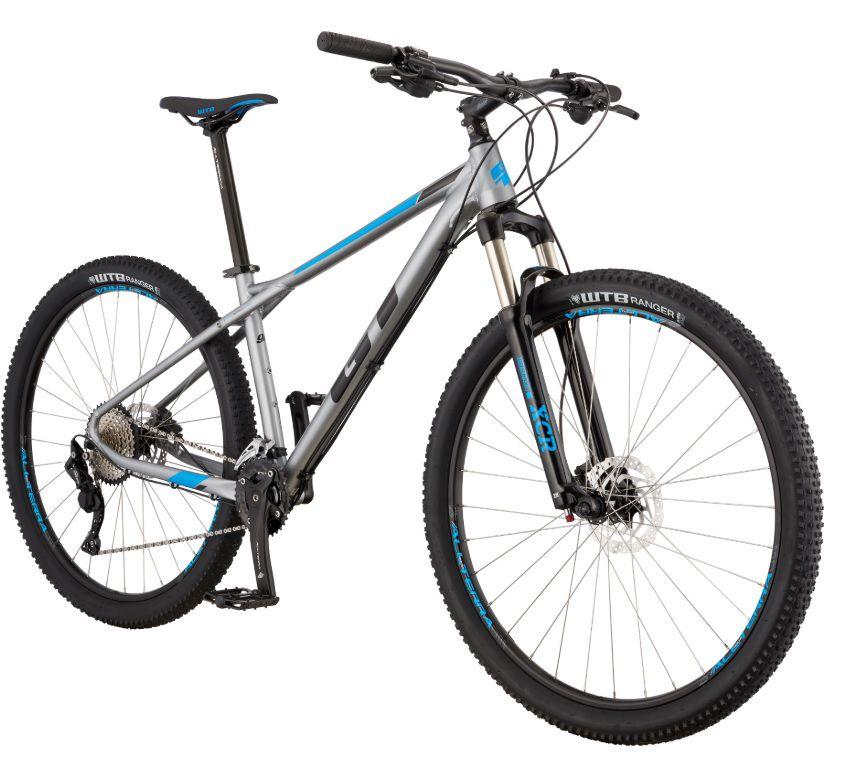 Bicicleta GT - Avalanche Elite 2019 - Cinza + Brinde