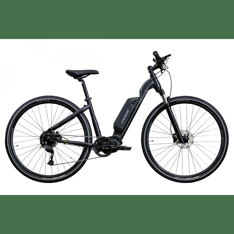Bicicleta Oggi - Flex 700 - 2020 - Preta / Cinza