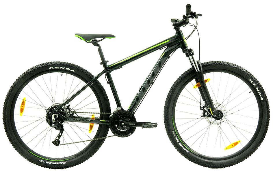 Bicicleta Scott - Aspect 965 - Verde + Brinde