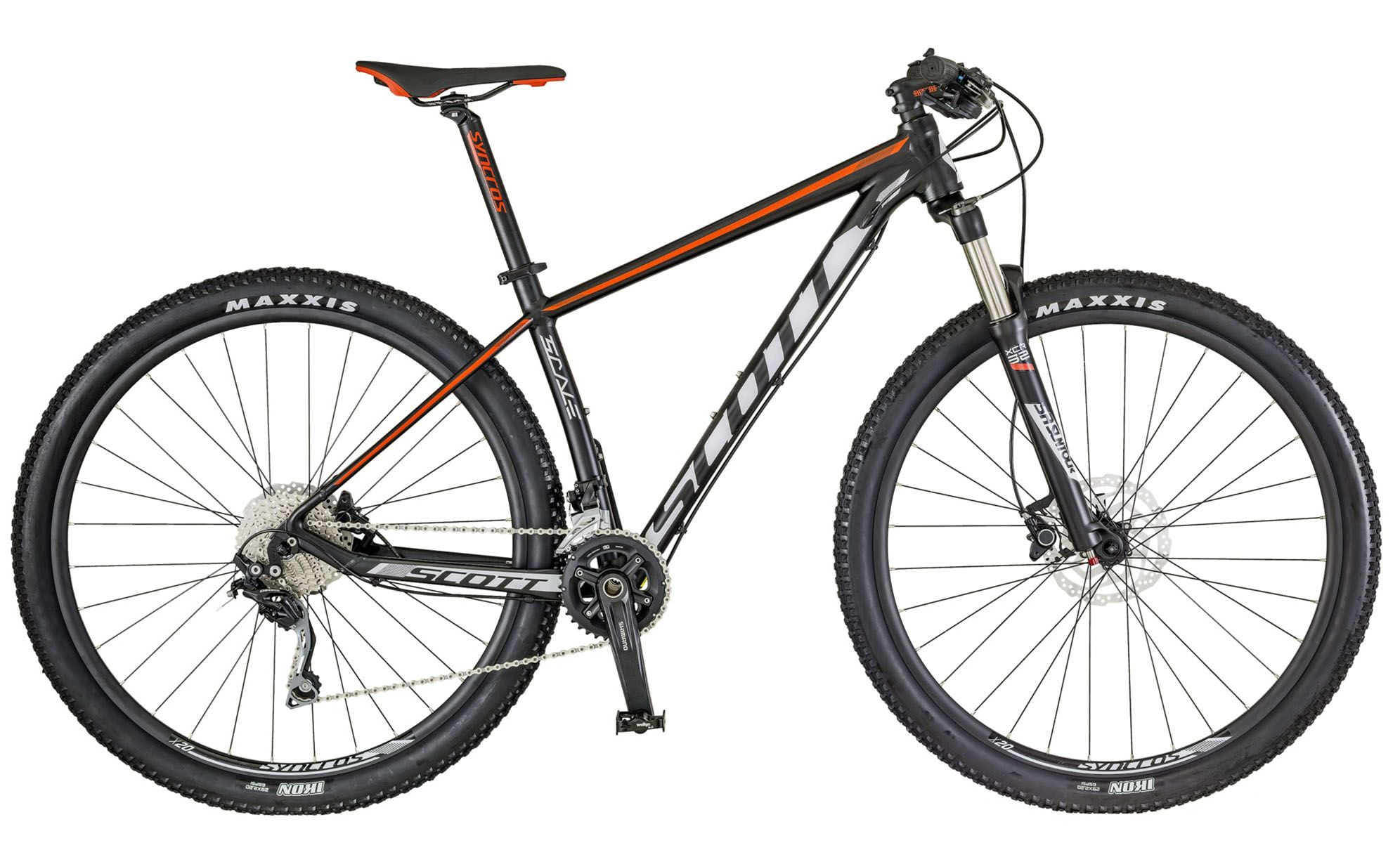 Bicicleta Scott Scale 990 - 29