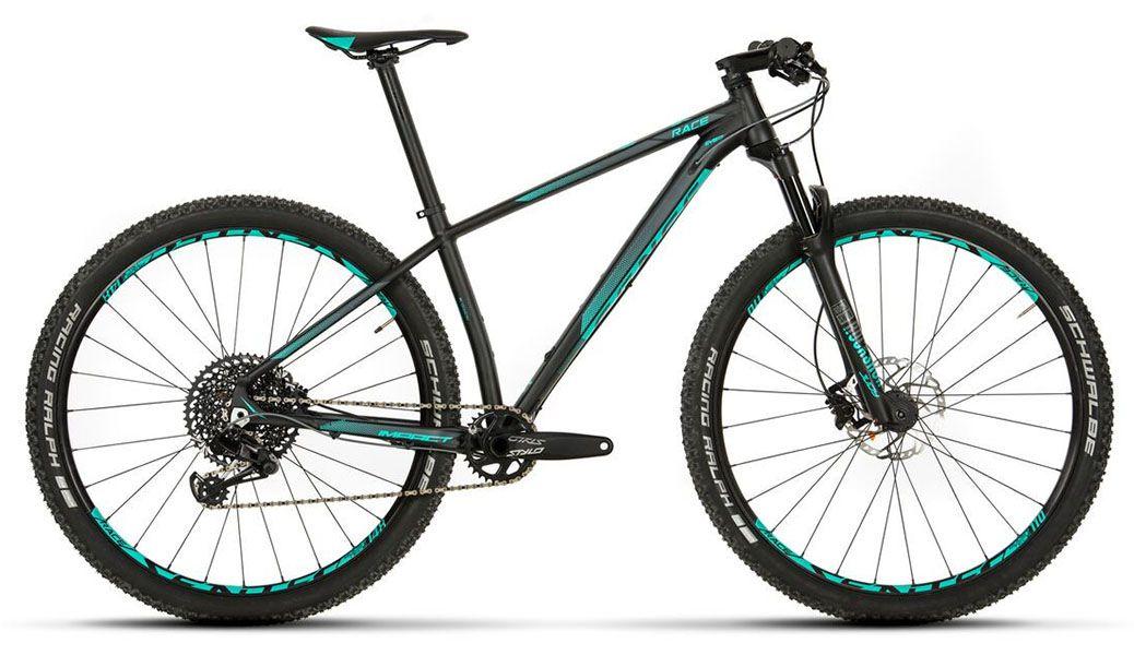 Bicicleta Sense - Impact Race - 2019 - Preta / Azul