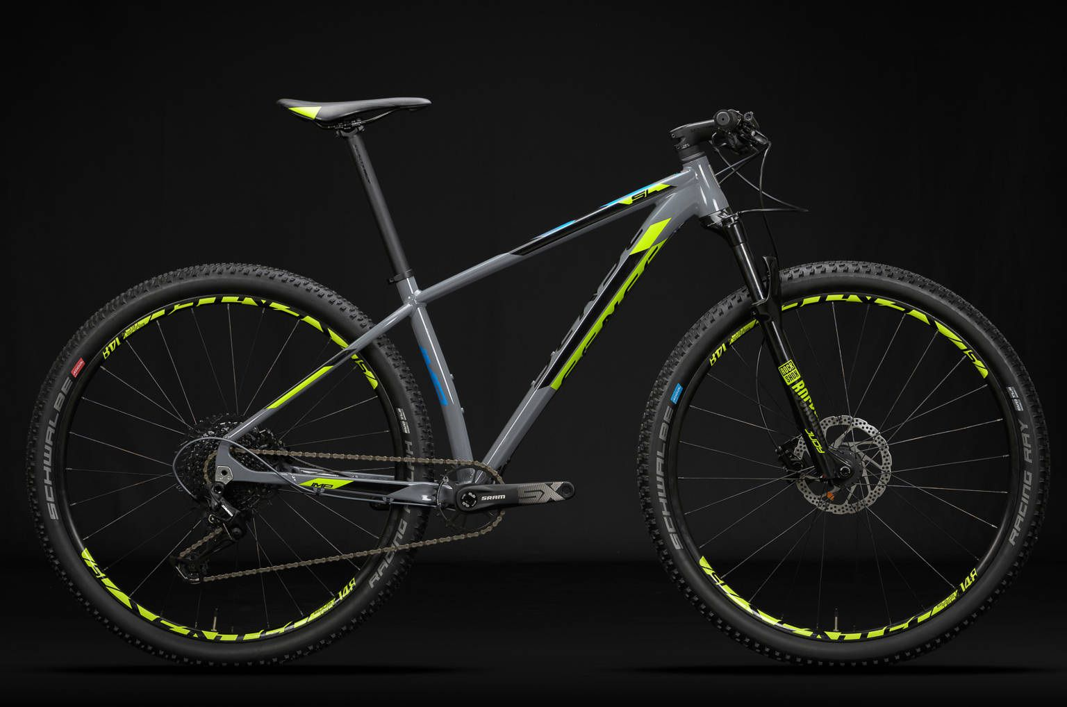 Bicicleta Sense - Impact SL - 2020 - Cinza