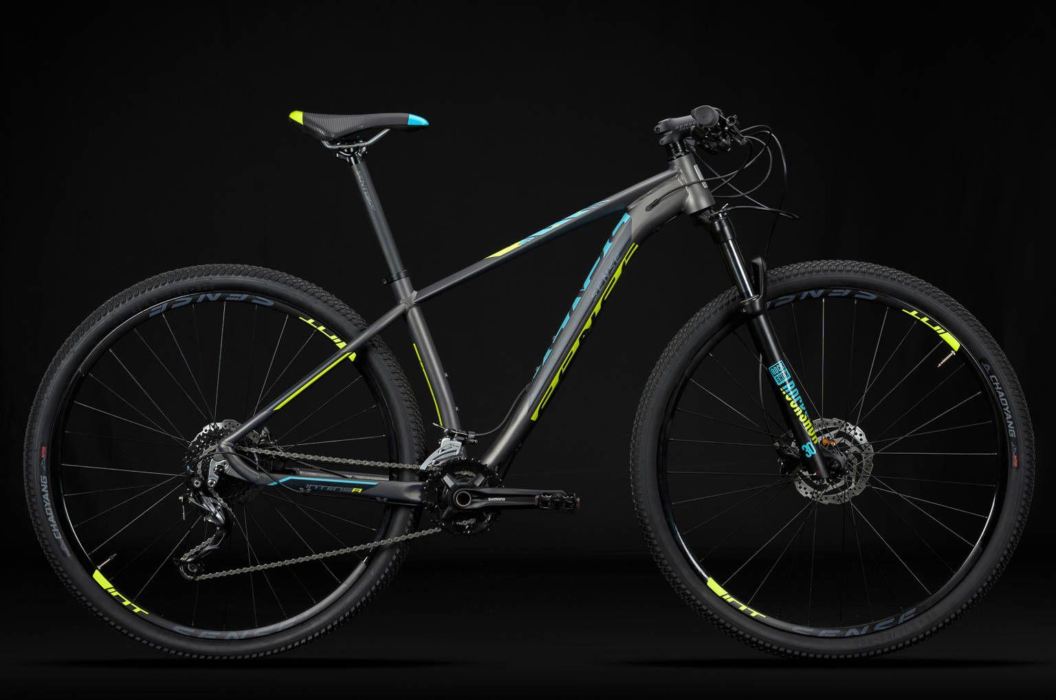 Bicicleta Sense - Intensa - 2020 - Preta