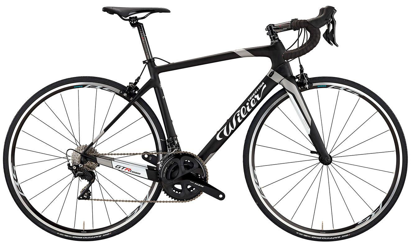 Bicicleta Wilier - GTR Team 105 - Preta