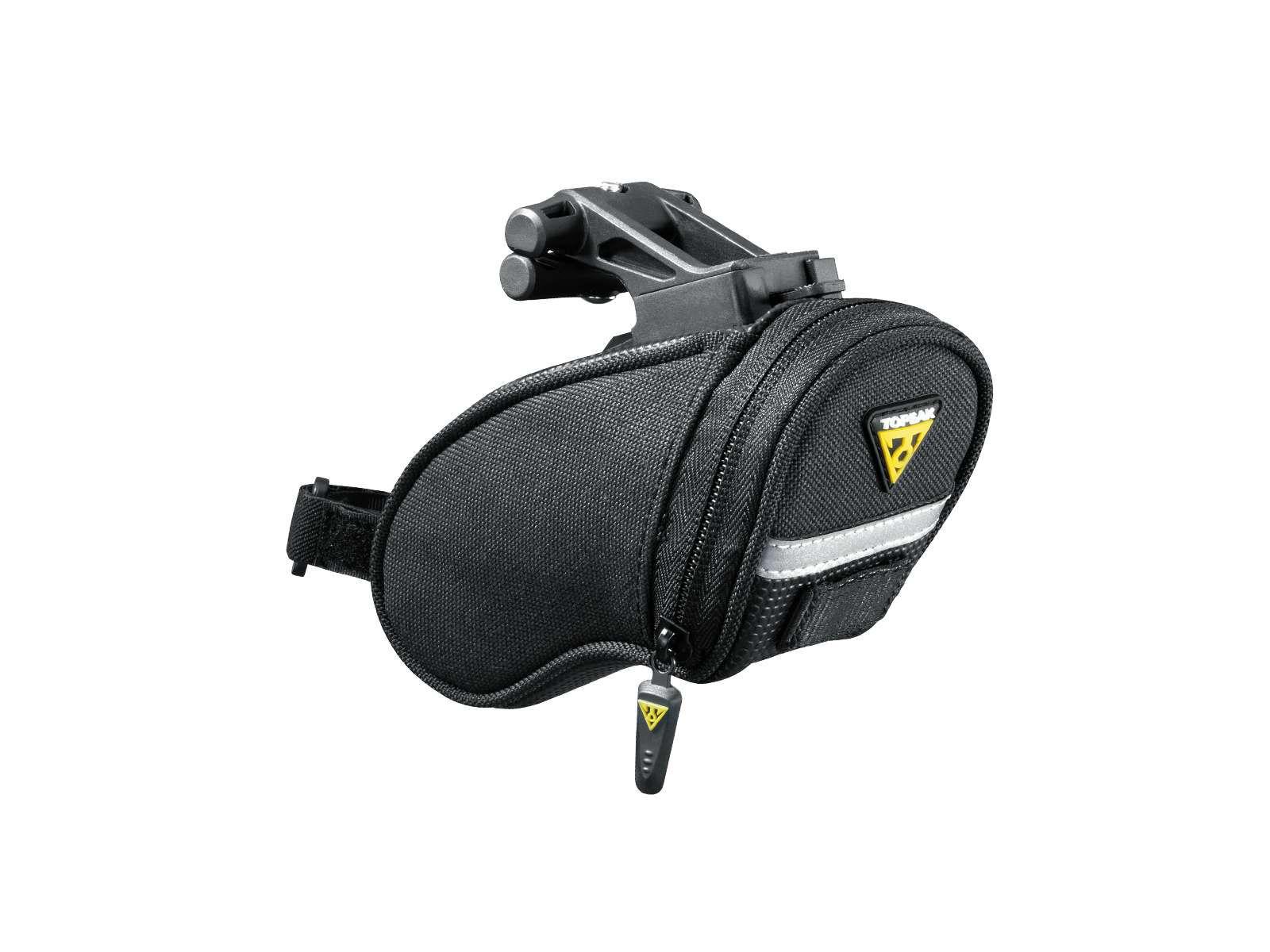 Bolsa de Selim - Topeak - Aero Wedge Pack Com Quick Click