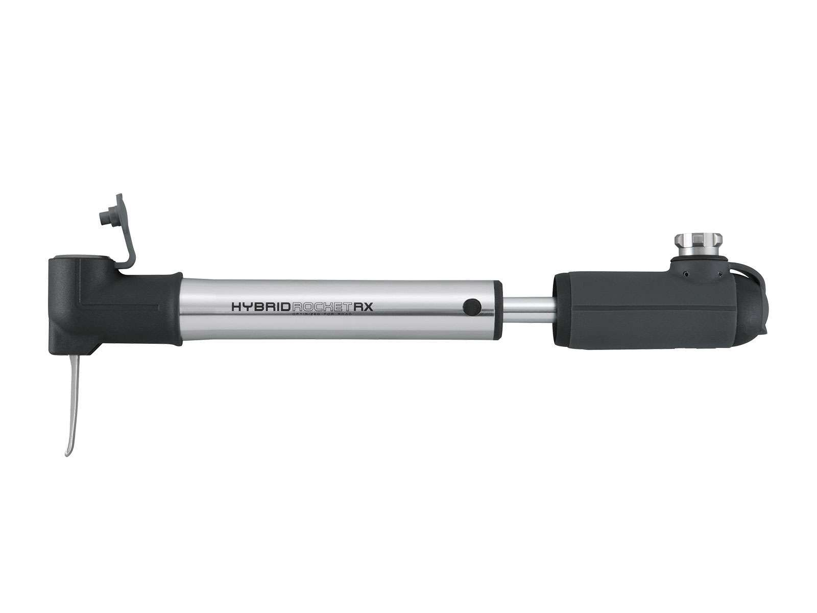 Bomba Topeak - Hybridrocket Rx - c/ Inflador CO2 - THR-RX1G