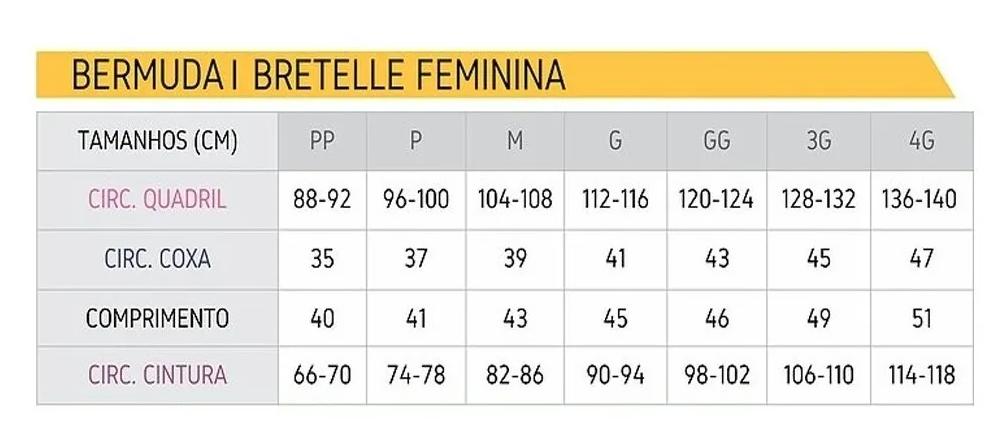 Bretelle Skin Sport - Feminina SS Venus - Preto e Branco