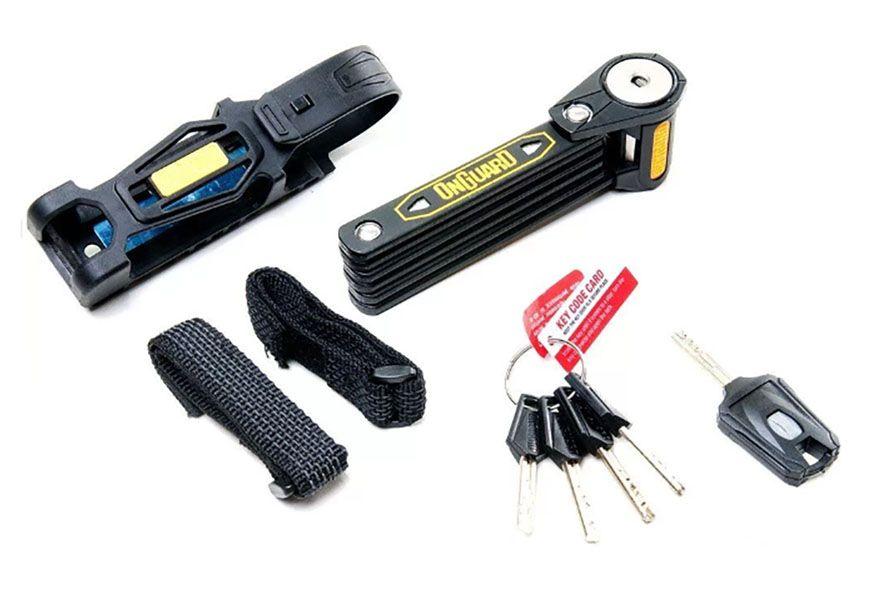 Cadeado Onguard - 8116 K9 Heavy Duty Link Plate Lock