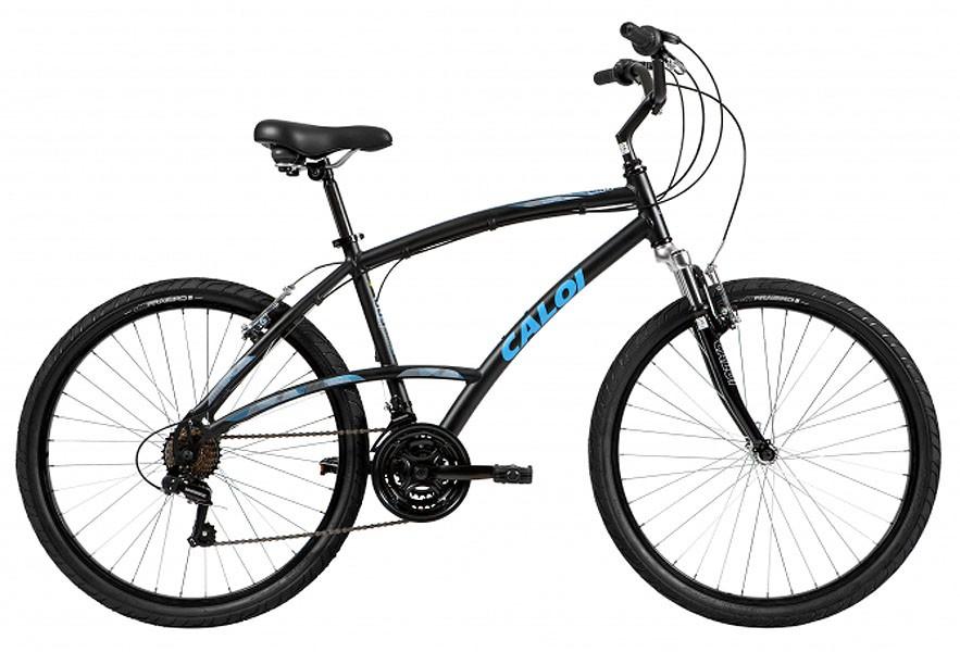 dd3c33cb9 Bicicleta Caloi - 500 Comfort - Masculina 26