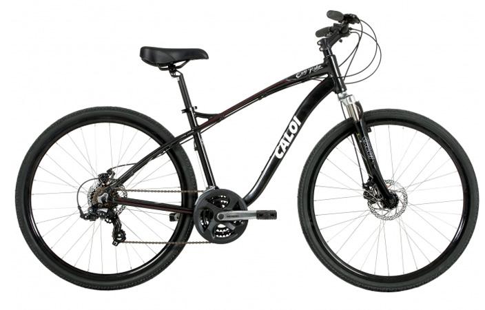 Bicicleta Caloi Easy Rider 17 + Brinde