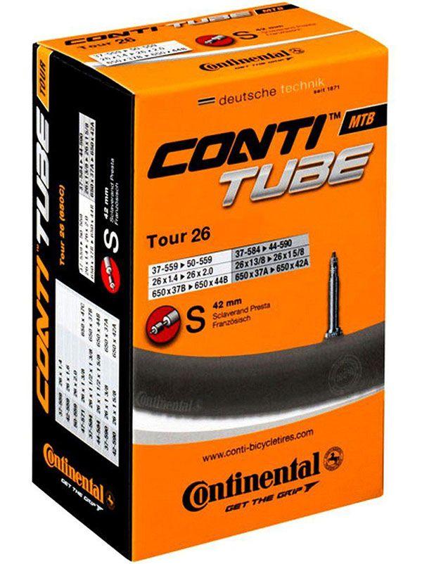Câmara de Ar - Continental Tour 26 - 26 x 1.4 / 1.75