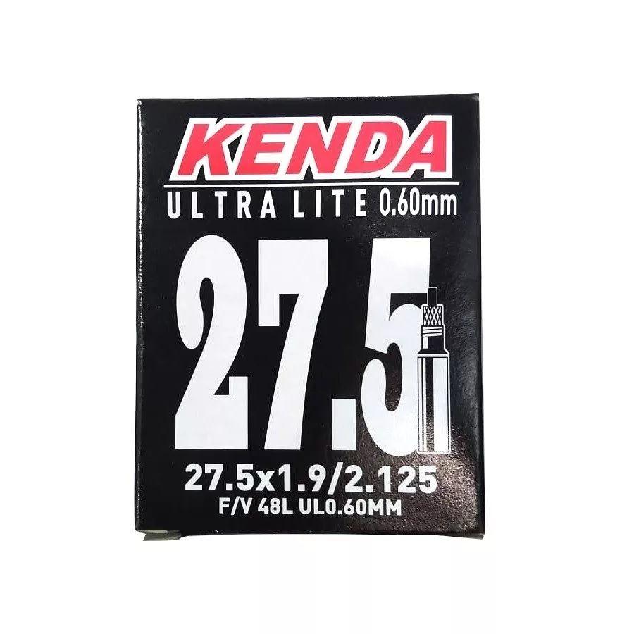 Câmara de Ar - Kenda - 27.5 x 1.9/2.125 - Presta - 48mm - Ultra Lite