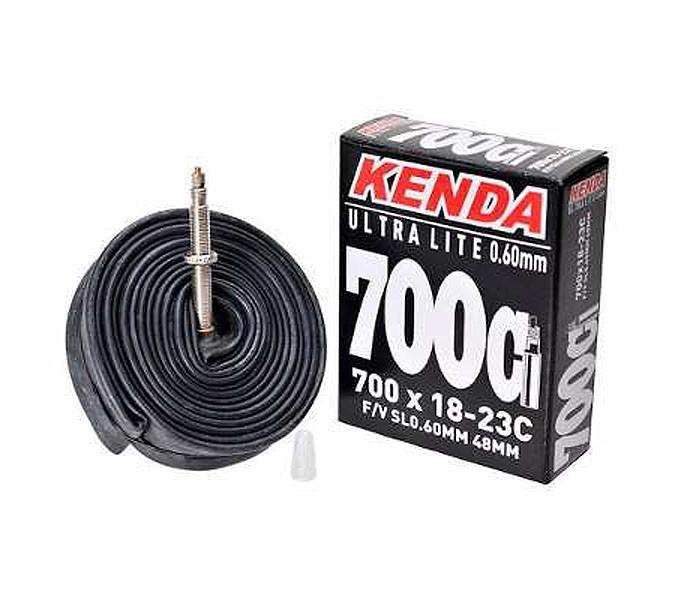 Câmara de Ar - Kenda - 700 x 18/23C - Ultra Lite