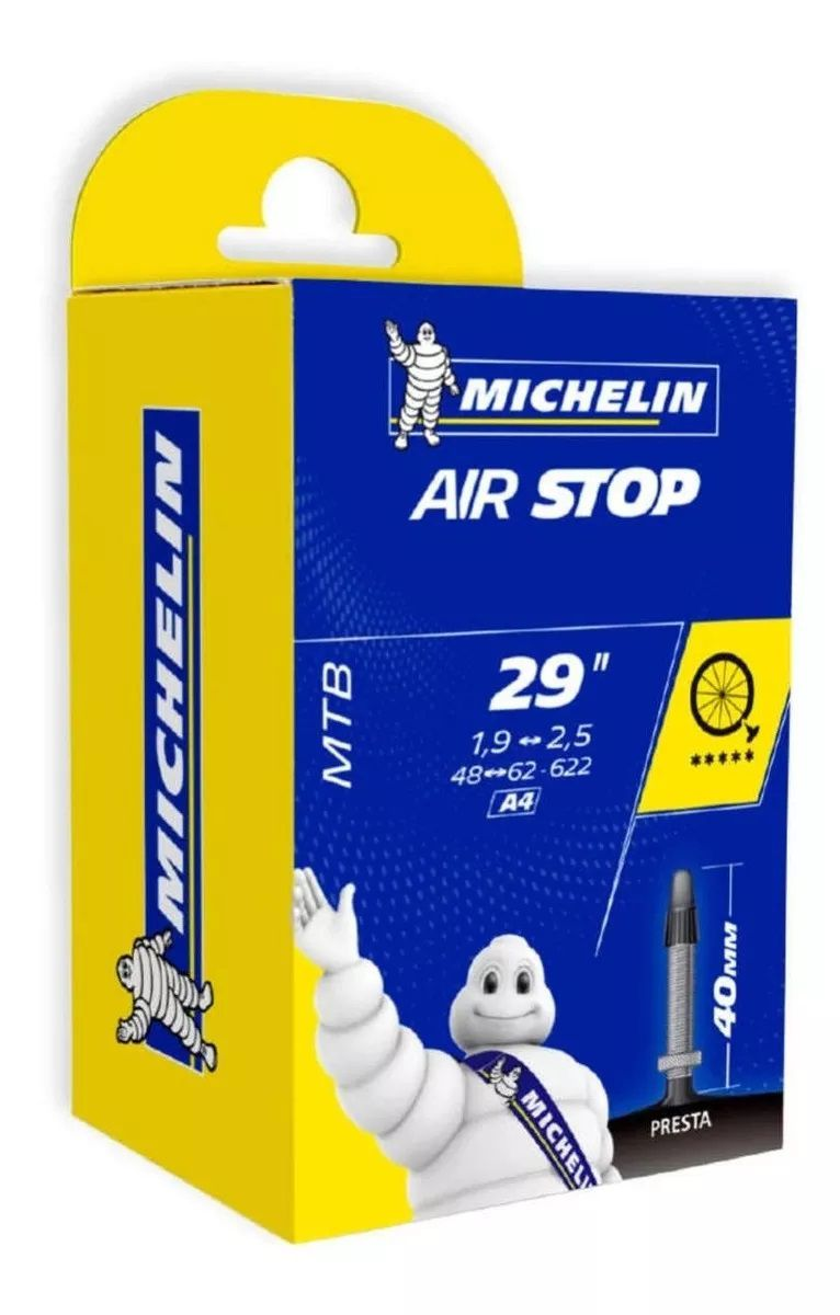 Câmara de Ar - Michelin - 29