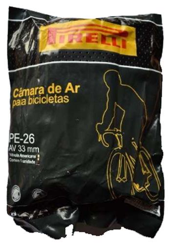 Câmara de Ar - Pirelli PE-26 - 26 1.75 x 2.00 - A/V