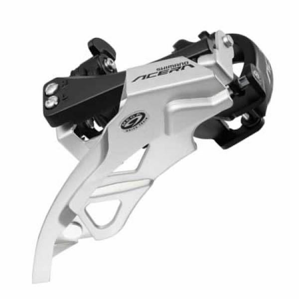 Câmbio Dianteiro - Shimano - Acera M360 - 3 x 9 v - Top Swing