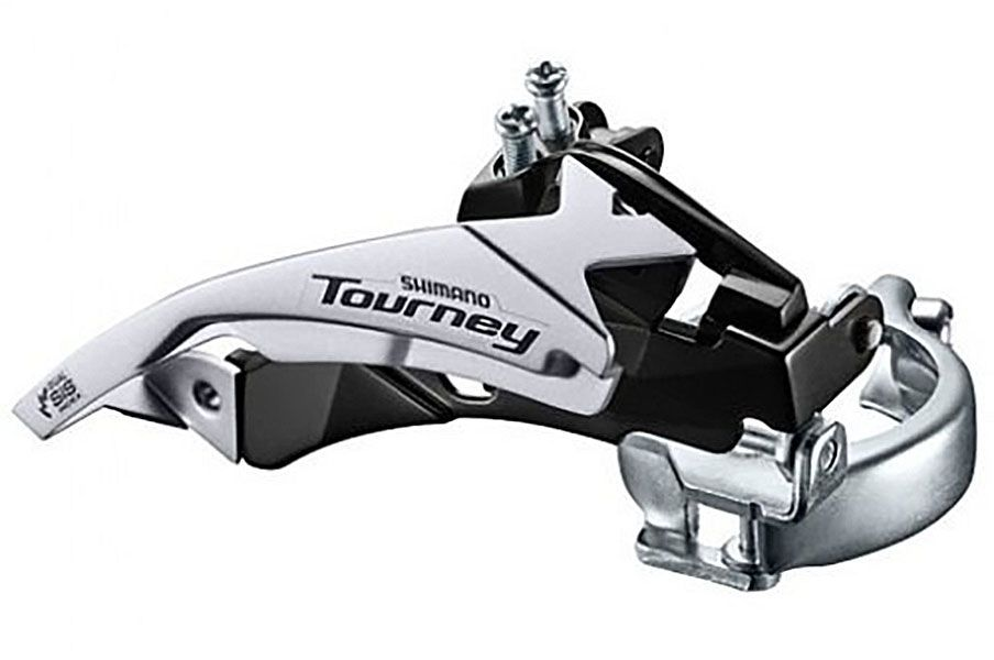 Câmbio Dianteiro Shimano - Tourney TY500/510 - 34.9 / 31.8 mm