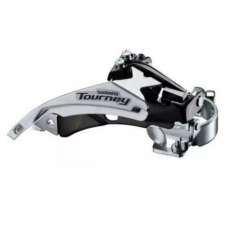 Câmbio Dianteiro Shimano - Tourney TY500/510 - 34.9 mm