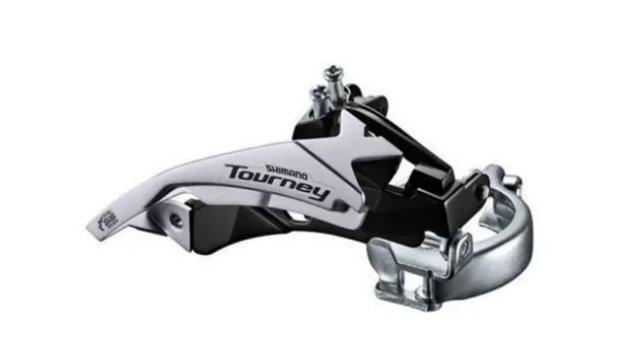 Câmbio Dianteiro Tourney - TX800 - 31.8mm