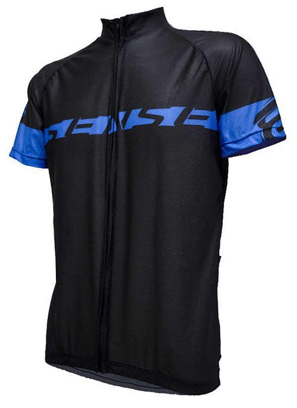 Camisa Asw Sense Fun - Preta / Azul