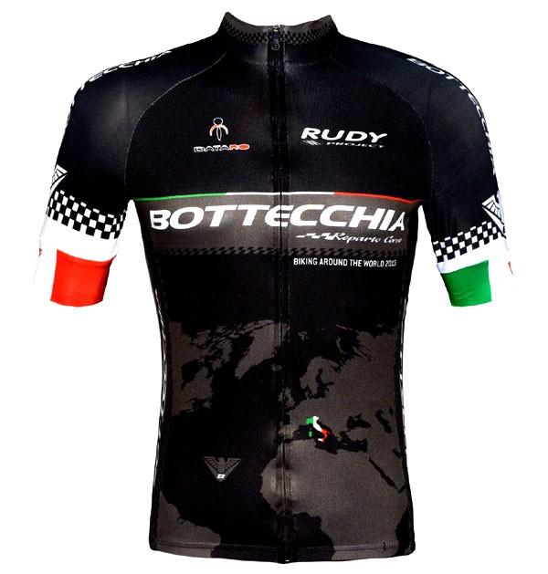 Camisa ERT - Elite - Bottecchia Itália