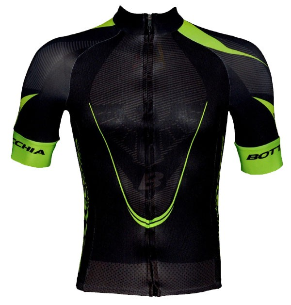 e2c9ee0f8d Camisa ERT - Elite - Bottecchia Verde - Bike Life