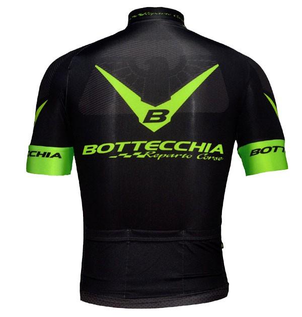Camisa ERT - Elite - Bottecchia Verde