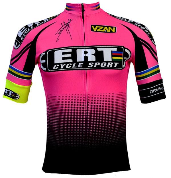 Camisa ERT - Elite - Team 2017 - Rosa