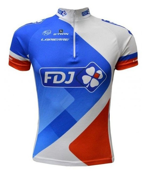Camisa ERT - FDJ