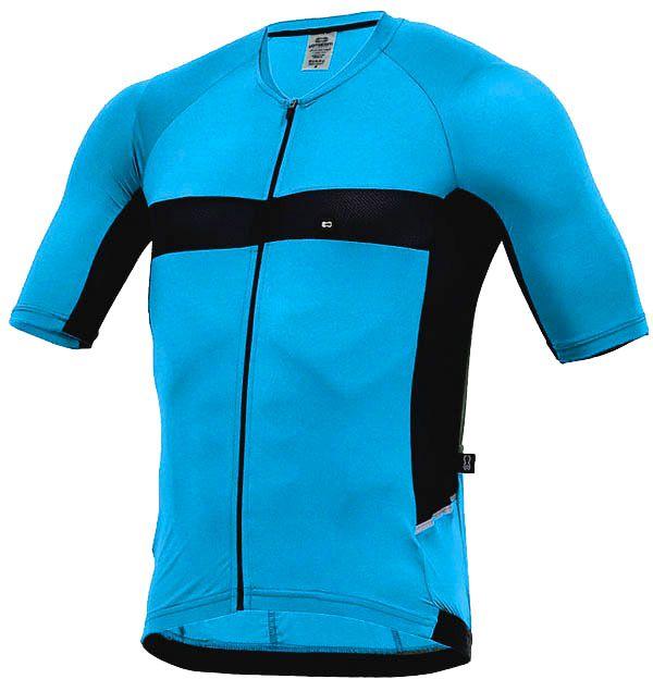 Camisa Marciomay - Ellegance - Azul / Preta