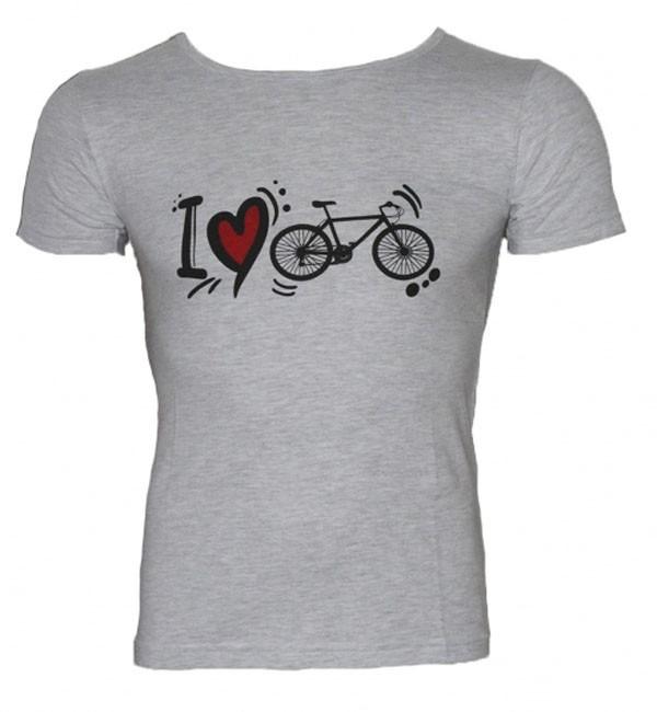 Camisa Marciomay Sports - I Love Bike- Feminina