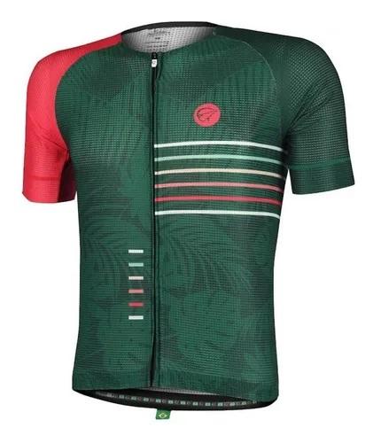 Camisa Mauro Ribeiro - Energy - Masculina - Verde